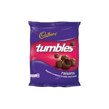TUMBLES CHOC raisins 200g