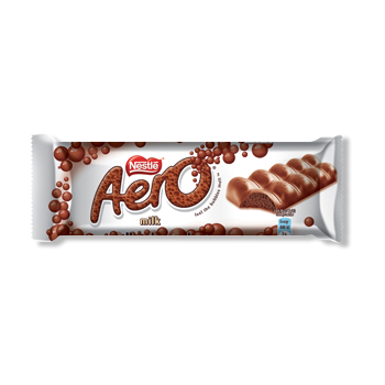 AERO MILK CHOCOLATE