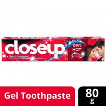 CLOSE UP TOOTHPASTE - RED HOT
