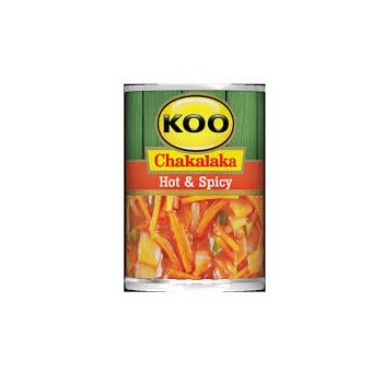 KOO CHAKALAKA HOT & SPICY