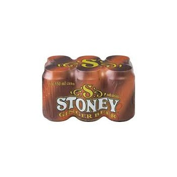 Stoney 6pack cans