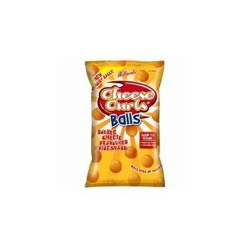 WILLARDS CHEESE BALLS