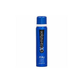 COTY EXCLAMATION SPRAY -...