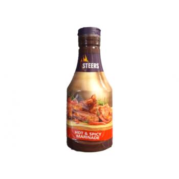 STEERS MARINADE Hot & Spicy...